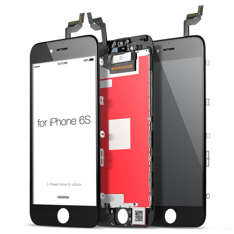 iPhone 6S Screen Replacement (Aftermarket) (Black)