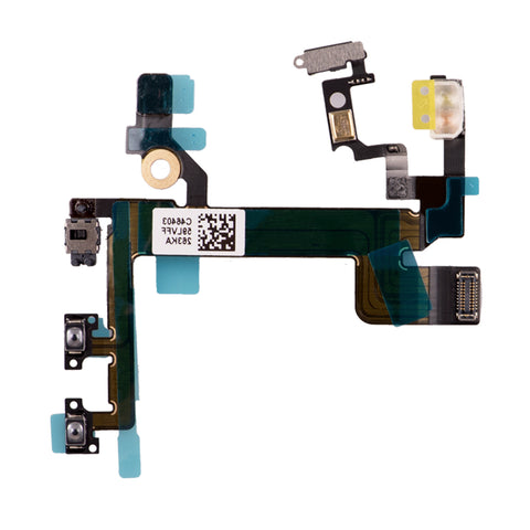 Power & Volume & Mute Flex Cable For iPhone SE