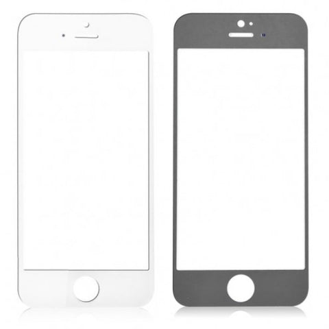Glass Lens Screen Replacement for iPhone 5 5c 5s black