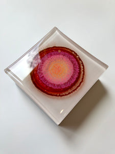 Miniature Agate Painting 48