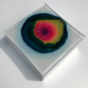 Miniature Agate Painting 18