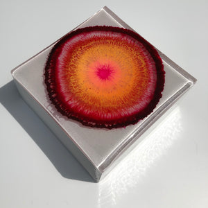 Miniature Agate Painting 35