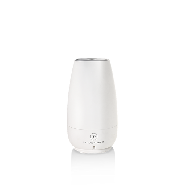 USB Portable Essential Oil Diffuser - White