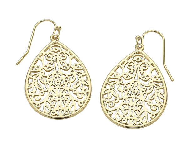 Meaghan Earring Gold