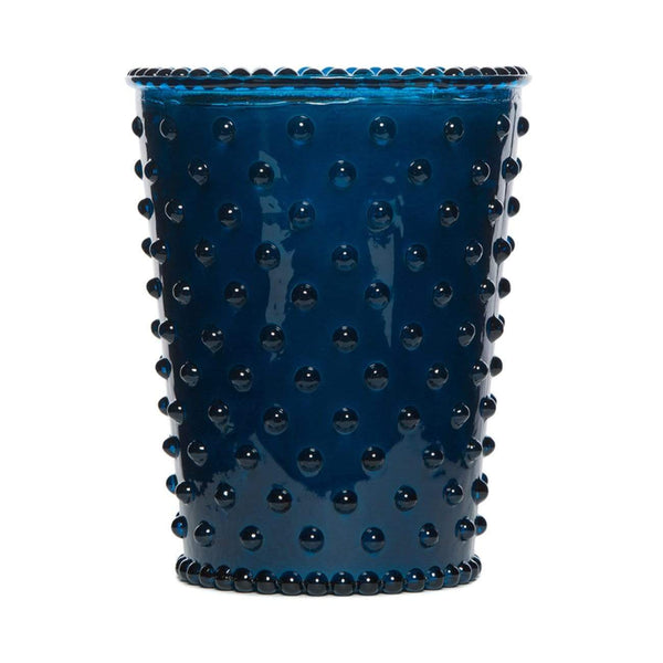 Ambergris Hobnail Candle