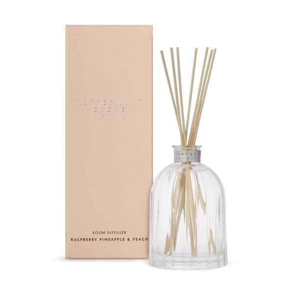 Rasberry Pineapple & Peach Diffuser Tester