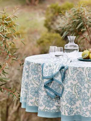Arabella Round tablecloth 220cm