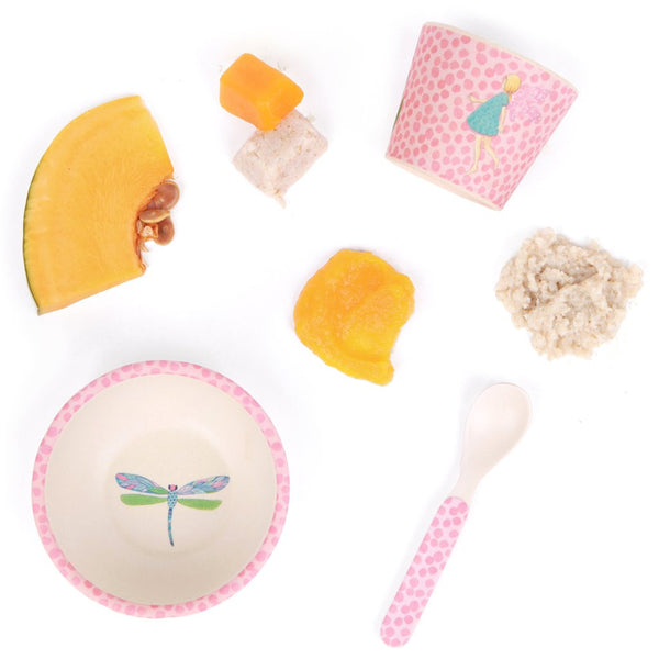 Baby Feeding Set Fairy