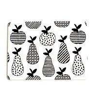 Placemats - Apples & Pears set of 4