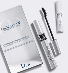 Diorshow Iconic Overcurl Mascara and serum-primer set