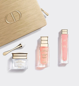 Dior Prestige The Exceptional Micro-Nutritive and Regenerating Ritual - Micro-Lotion, Micro-Huile de Rose Advanced Serum and Crème