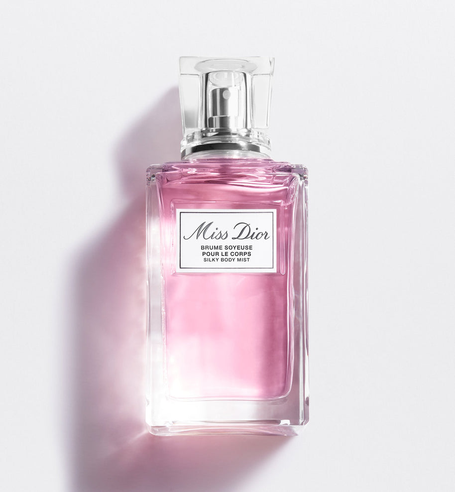 MISS DIOR SILKY BODY MIST