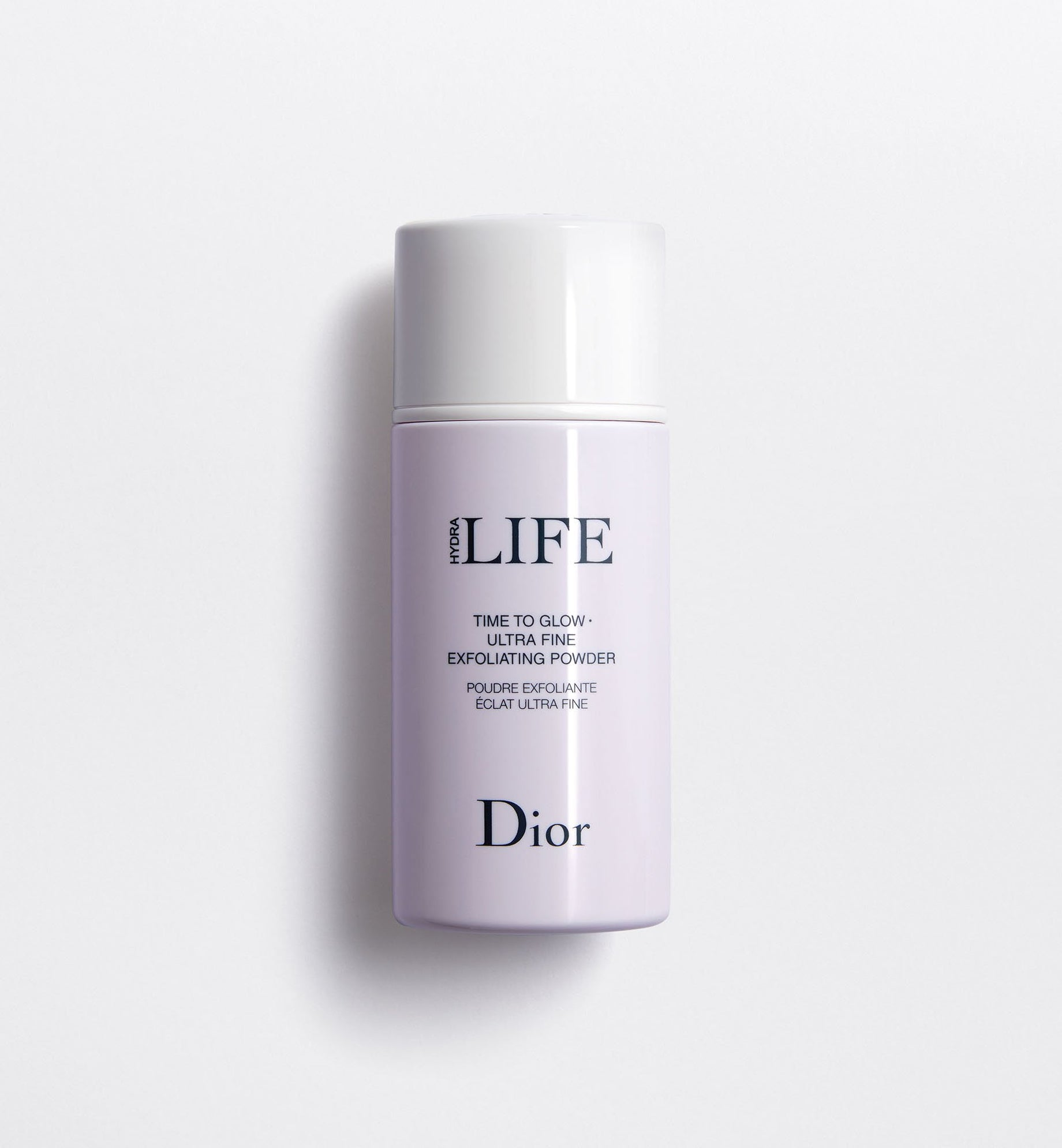 DIOR HYDRA LIFE TIME TO GLOW - ULTRA FINE EXFOLIATING POWDER