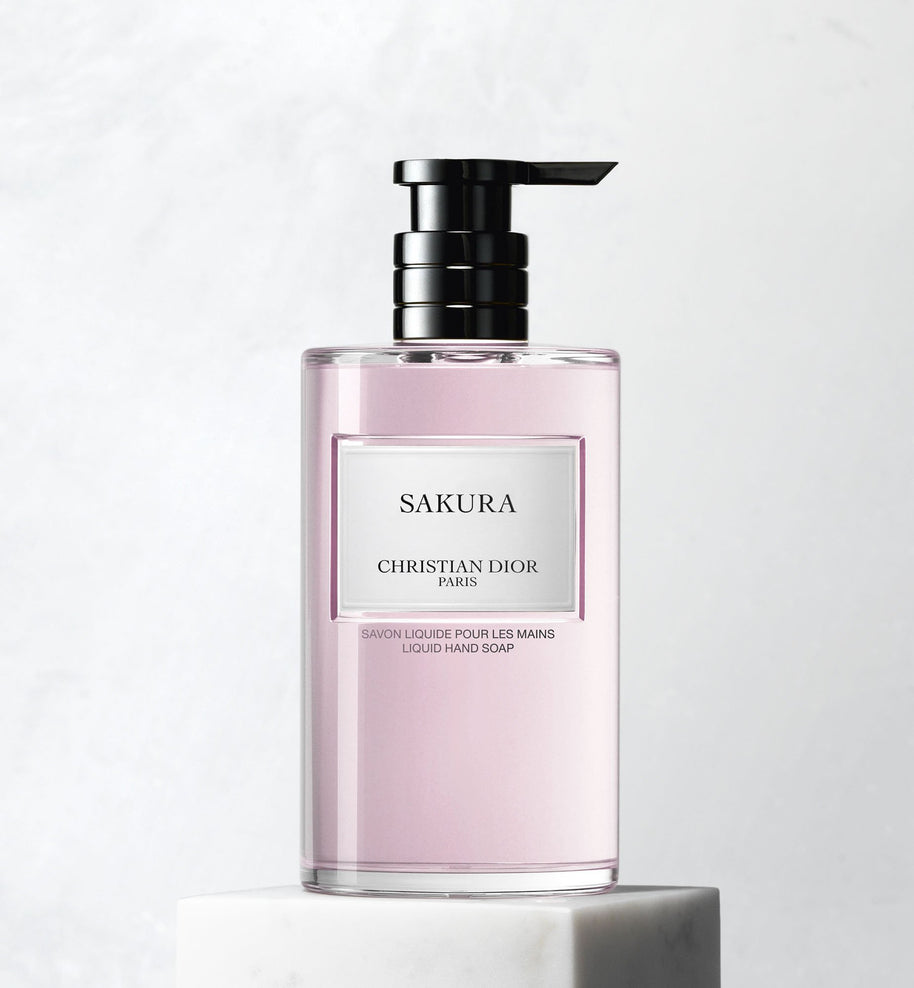 SAKURA LIQUID HAND SOAP