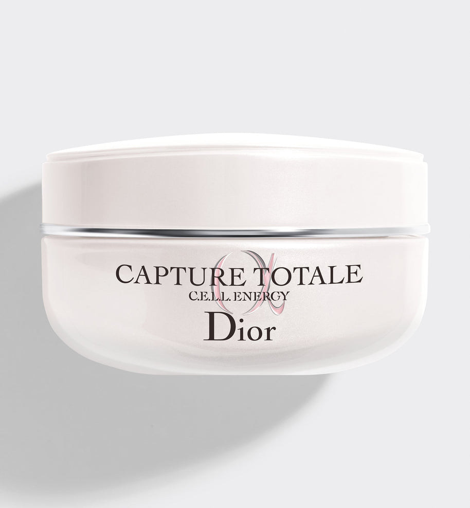 CAPTURE TOTALE C.E.L.L ENERGY* FIRMING & WRINKLE CORRECTING CREME