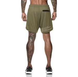 Men's 2 in 1 New Summer Secure Pocket Shorts(Buy 2 Free Shipping)