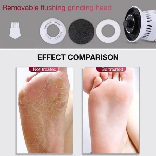 🔥Electric Vacuum Cleaner Foot Grinder(THE BEST GIFT)