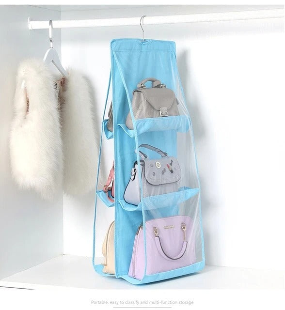 BAG 3 LAYERS FOLDING SHELF BAG PURSE(Buy two free shipping)