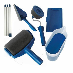 Self-Refilling Paint Roller Brush Set