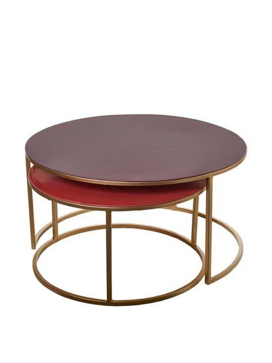 Enamel Coffee Table