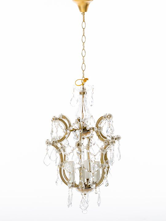 Vintage Maria Therese Chandelier