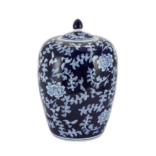 Chinoiserie Jar Medium