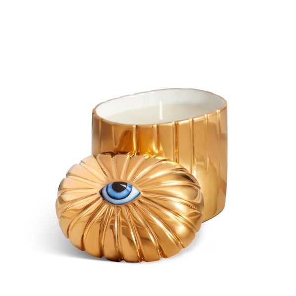 Candle -Lito eye Gold