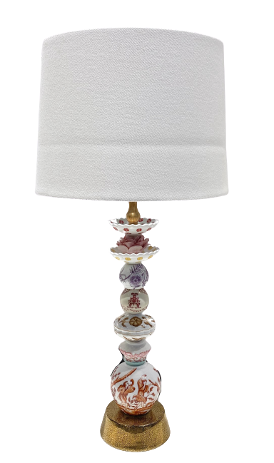 Pearl Lamp Shade