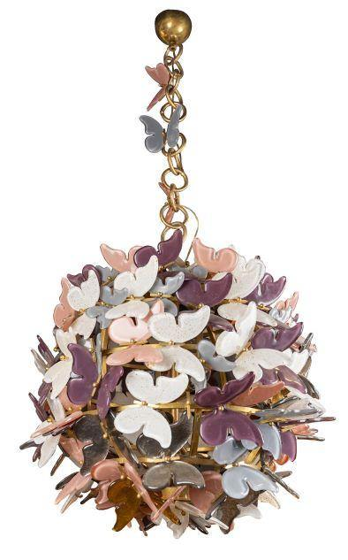 Butterfly Chandelier Small