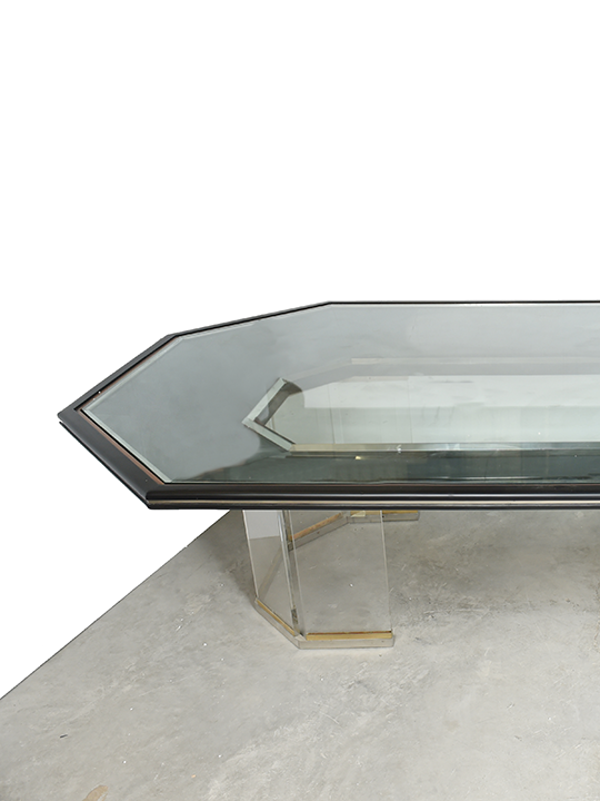 Sami El Khazen 1970's Dining Table