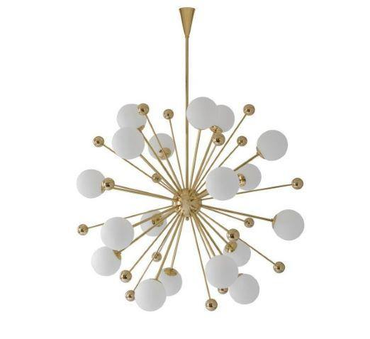 MC Sputnik Chandelier Large