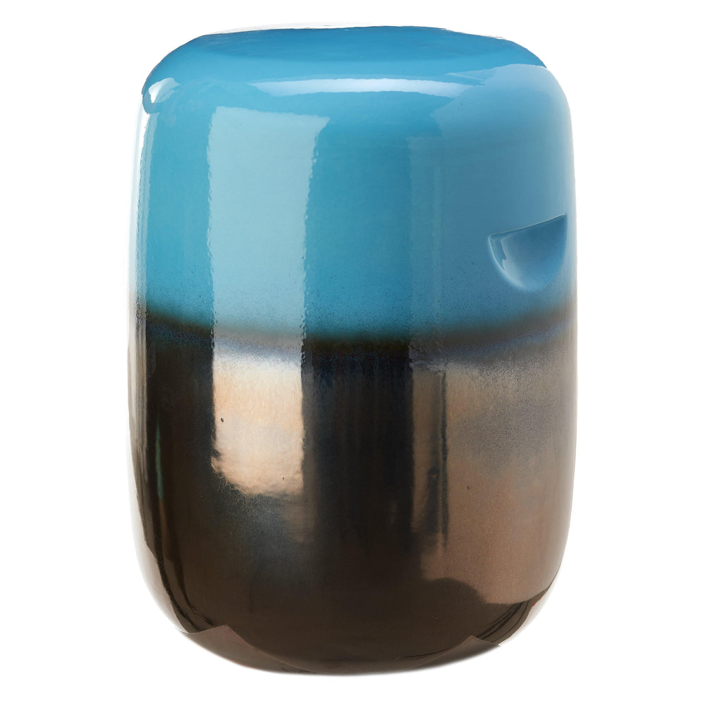 Stool Pill Blue Gradient