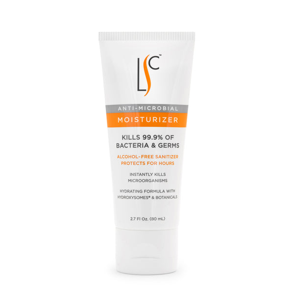 LSC Anti-Microbial Moisturizer by LSC Skin Care, Laboratory Skin Care