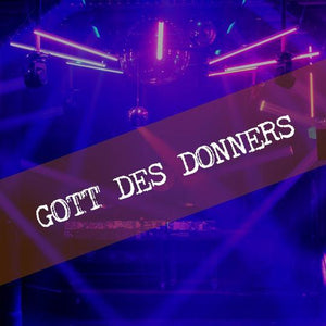Gott des Donners | 30. April