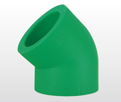 90mm PPR Elbow 45 degree-Dadex