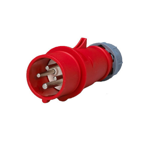 32 Amp 3 Pole Plug IP44