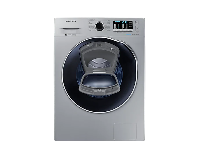 Samsung 8 kg Front Load Washing Machine 80k5410os