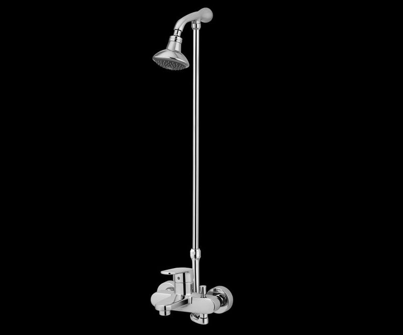 Nova- Bath Mixer with Head Shower