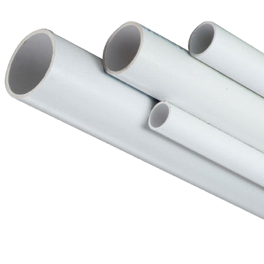 4M (40mm) U-PVC Plain End Pipe