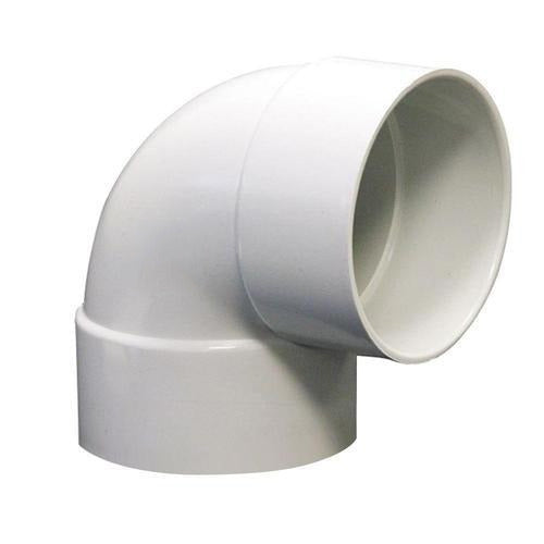 "2"" U-PVC Elbow 90 degree"