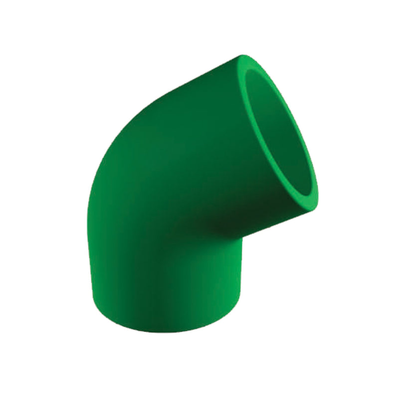 PPR-100 Elbow 45-D- TurkPlast