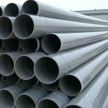 Medium U-PVC Pipe- Grey Series- Popular Pipes
