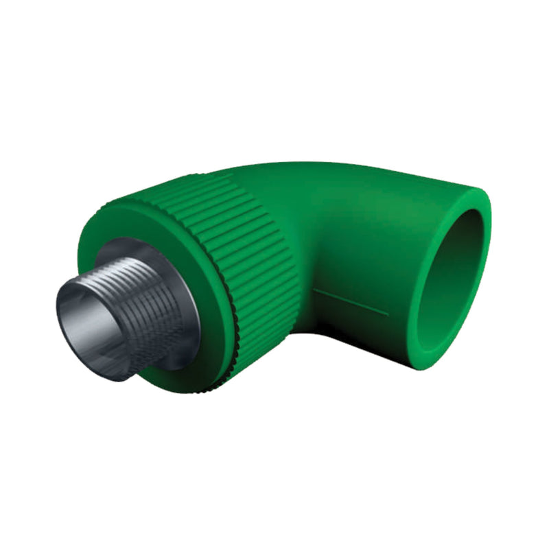 Elbow Male Threaded Fitting - PPR-TurkPlast