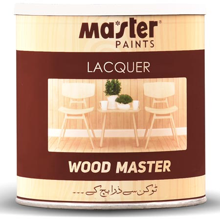 Wood Master Gloss Lacquer (20 Liters)