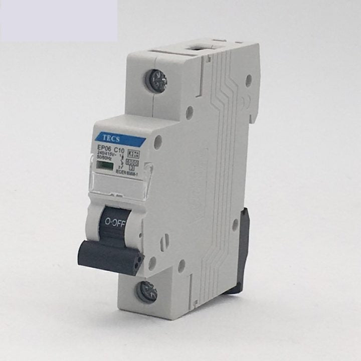 16A 1Pole / 6KA Miniature Circuit Breaker (MCB)