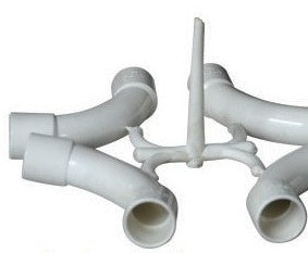 Electric Conduit Bend  Injection Moulded U-PVC - Popular Pipes
