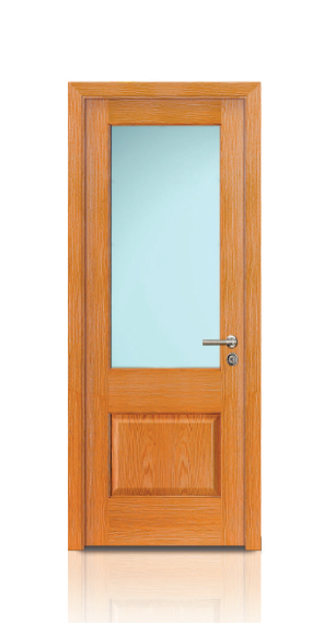 American White Oak Door (SED-801 G1)