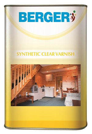 Synthetic Clear Varnish (Quarter Size)
