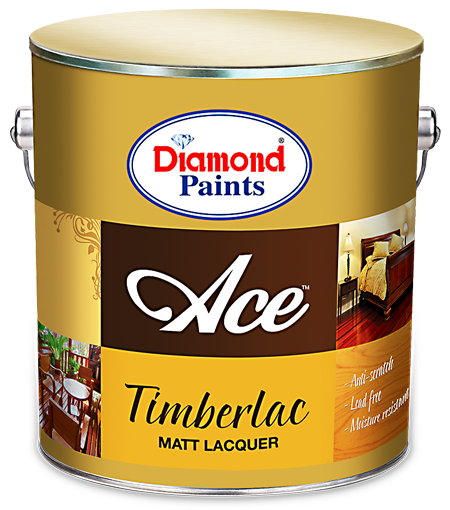 Diamond Ace Timberlac Matt Lacquer