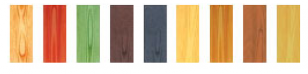 Timbercoat Polyurethane Color Varnish (Quarter Size)